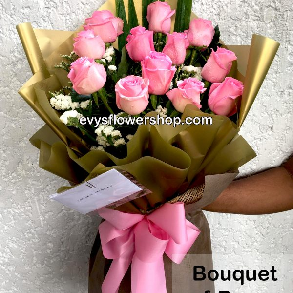 bouquet of roses 1, bouquet, flower delivery, flower delivery philippines