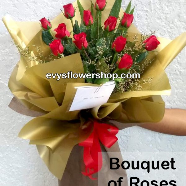 bouquet of roses 2, bouquet, flower delivery, flower delivery philippines
