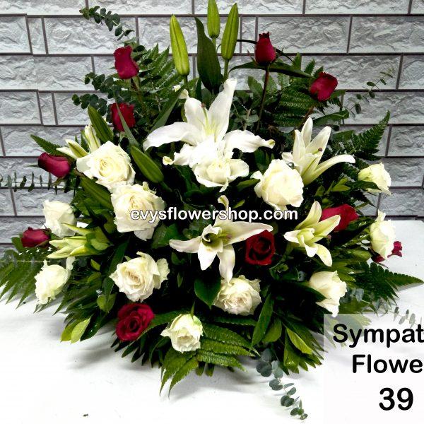 sympathy flower 39
