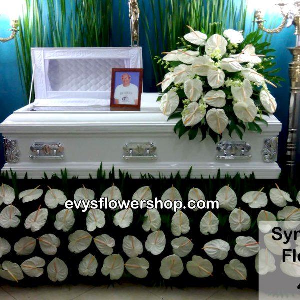sympathy flower 46
