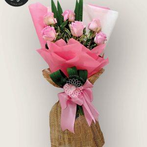 bouquet of bangkok roses 19