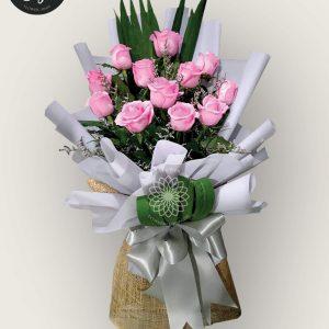 bouquet of bangkok roses 27