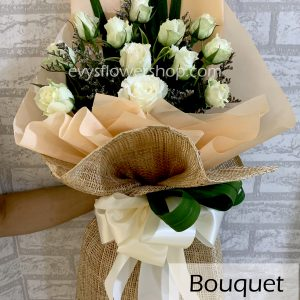 bouquet of roses 12, bouquet, flower delivery, flower delivery philippines