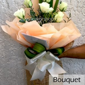 bouquet of roses 17, bouquet, flower delivery, flower delivery philippines