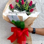 bouquet of roses 19, bouquet, flower delivery, flower delivery philippines