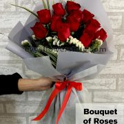 bouquet of roses 20, bouquet, flower delivery, flower delivery philippines