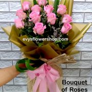 bouquet of roses 4, bouquet, flower delivery, flower delivery philippines