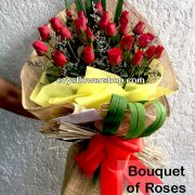 bouquet of roses 5, bouquet, bouquet of roses, roses, flower delivery, flower delivery philippines