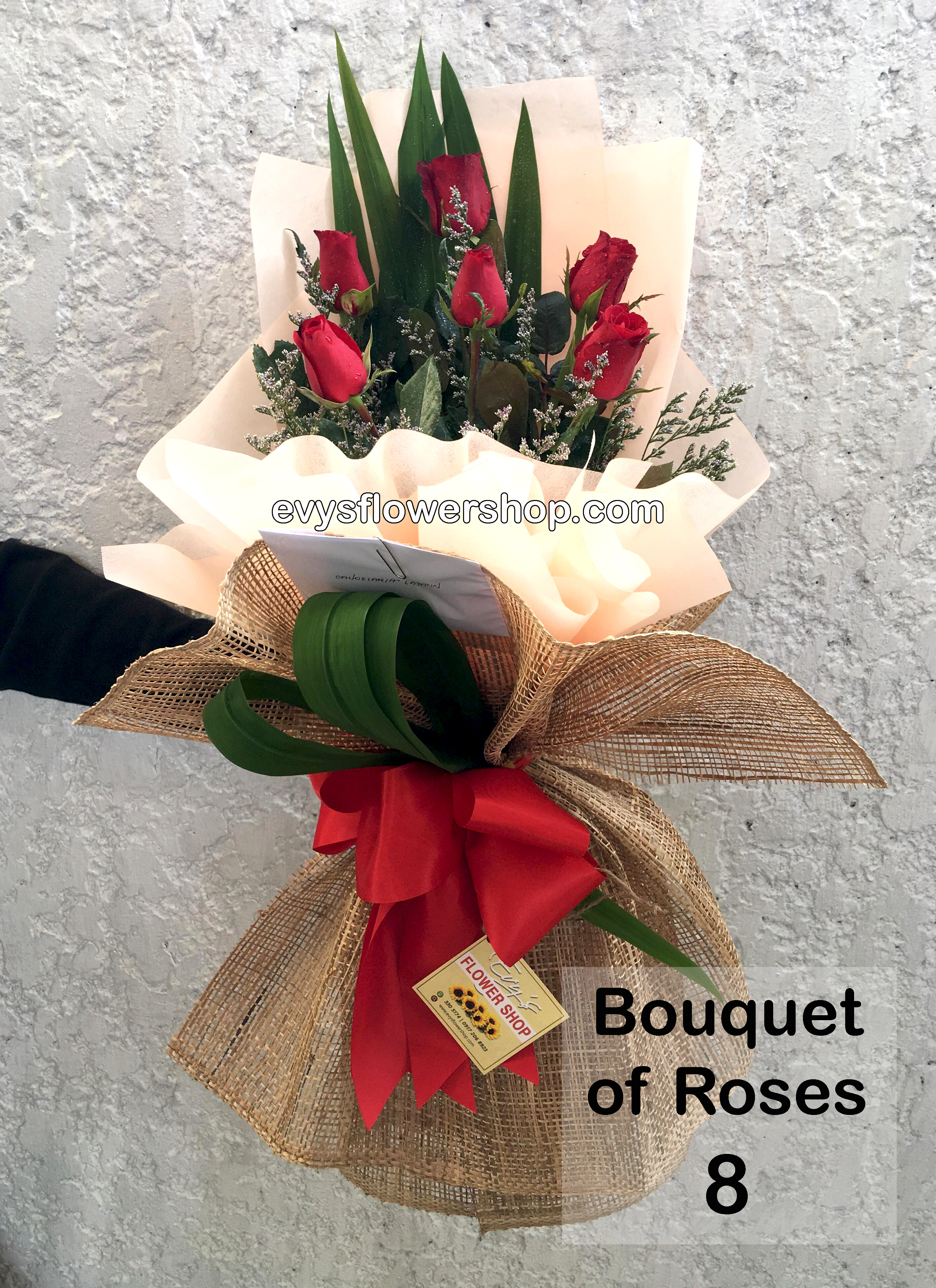 Bouquet Of Roses 8