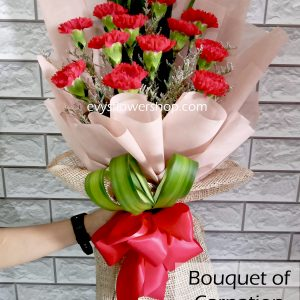 bouquet of carnation 1, bouquet of carnation, carnation, bouquet, flower delivery, flower delivery philippines