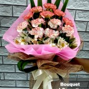 bouquet of carnation 3, bouquet of carnation, carnation, bouquet, flower delivery, flower delivery philippines