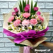 bouquet of carnation 4, bouquet of carnation, carnation, bouquet, flower delivery, flower delivery philippines