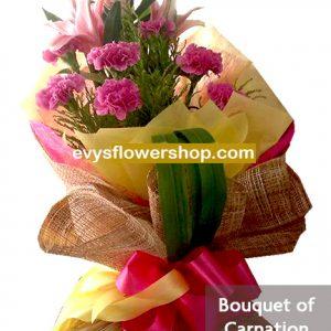 bouquet of carnation 5, bouquet of carnation, carnation, bouquet, flower delivery, flower delivery philippines