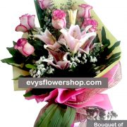 bouquet of ecuadorian roses 8, bouquet of ecuadorian roses, ecuadorian roses, bouquet, flower delivery, flower delivery philippines