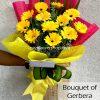 bouquet of gerbera 4, gerbera, bouquet of gerbera, bouquet, flower delivery, flower delivery philippines
