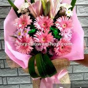 bouquet of gerbera 8, bouquet of gerbera, gerbera, bouquet, flower delivery, flower delivery philippines