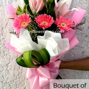 bouquet of gerbera 9, gerbera, bouquet of gerbera, bouquet, flower delivery, flower delivery philippines