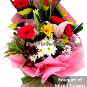 bouquet of mixed flowers 3, bouquet of mixed flowers, spring flowers, bouquet, flower delivery, flower delivery philippines