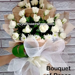 bouquet of roses 42, roses, bouquet, bouquet of roses, flower delivery, flower delivery philippines
