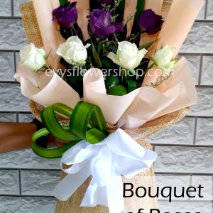 bouquet of roses 43, bouquet, flower delivery, flower delivery philippines