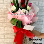 bouquet of roses 46, bouquet, bouquet of roses, roses, flower delivery, flower delivery philippines