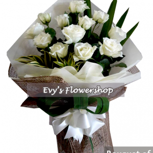 bouquet of roses 52, bouquet, flower delivery, flower delivery philippines