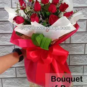 bouquet of roses 55, bouquet, bouquet of roses, roses, flower delivery, flower delivery philippines