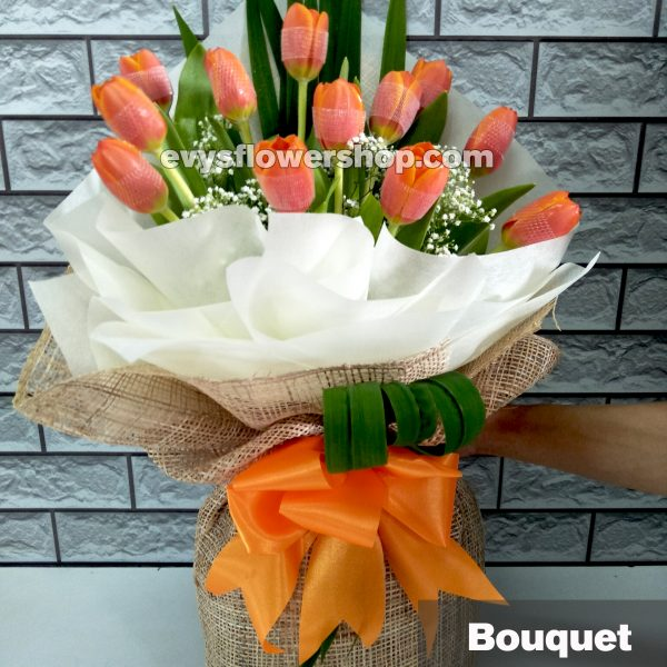 bouquet of tulips 10, bouquet of tulips, tulips, bouquet, flower delivery, flower delivery philippines