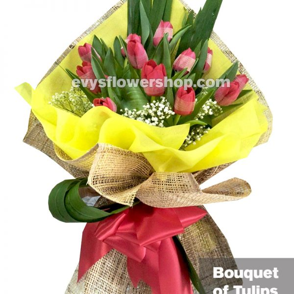 bouquet of tulips 2, bouquet of tulips, tulips, bouquet, flower delivery, flower delivery philippines