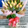 bouquet of tulips 3, bouquet of tulips, tulips, bouquet, flower delivery, flower delivery philippines