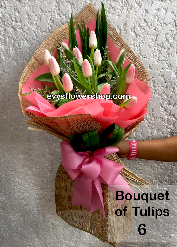 bouquet of tulips 6, bouquet of tulips, tulips, bouquet, flower delivery, flower delivery philippines