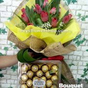 bouquet of tulips 7, bouquet of tulips, tulips, bouquet, flower delivery, flower delivery philippines