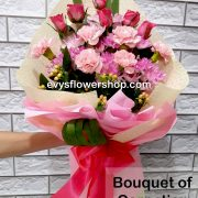 bouquet of carnation 11, bouquet of carnation, carnation, bouquet, flower delivery, flower delivery philippines