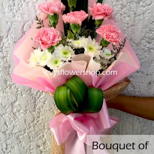 bouquet of carnation 12, bouquet of carnation, carnation, bouquet, flower delivery, flower delivery philippines
