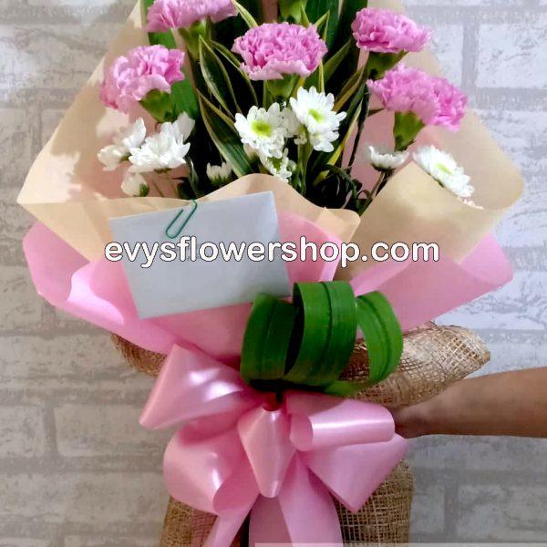 bouquet of carnation 12, bouquet of carnation, carnation, bouquet, flower delivery, flower delivery philippines