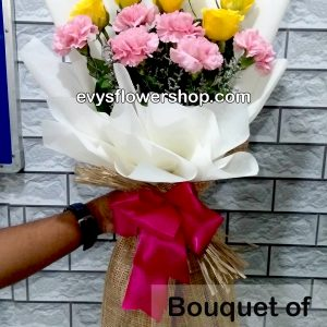 bouquet of carnation 14, bouquet of carnation, carnation, bouquet, flower delivery, flower delivery philippines