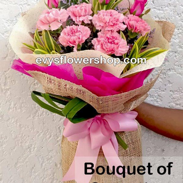 bouquet of carnation 15, bouquet of carnation, carnation, bouquet, flower delivery, flower delivery philippines