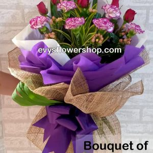 bouquet of carnation 9, bouquet of carnation, carnation, bouquet, flower delivery, flower delivery philippines