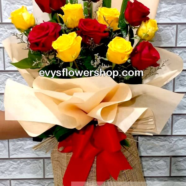 bouquet of ecuadorian roses 14, bouquet of ecuadorian roses, ecuadorian roses, bouquet, flower delivery, flower delivery philippines