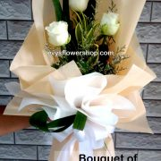 bouquet of ecuadorian roses 18, bouquet of ecuadorian roses, ecuadorian roses, bouquet, flower delivery, flower delivery philippines