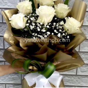 bouquet of ecuadorian roses 20, bouquet of ecuadorian roses, ecuadorian roses, bouquet, flower delivery, flower delivery philippines