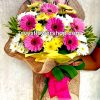 bouquet of mixed flowers 32, bouquet of mixed flowers, spring flowers, bouquet, flower delivery, flower delivery philippines