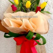 bouquet of tulips 11, bouquet of tulips, tulips, bouquet, flower delivery, flower delivery philippines