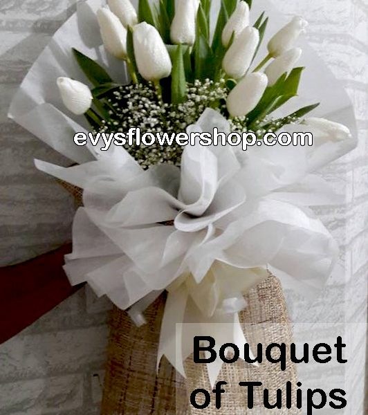 bouquet of tulips 13, bouquet of tulips, tulips, bouquet, flower delivery, flower delivery philippines