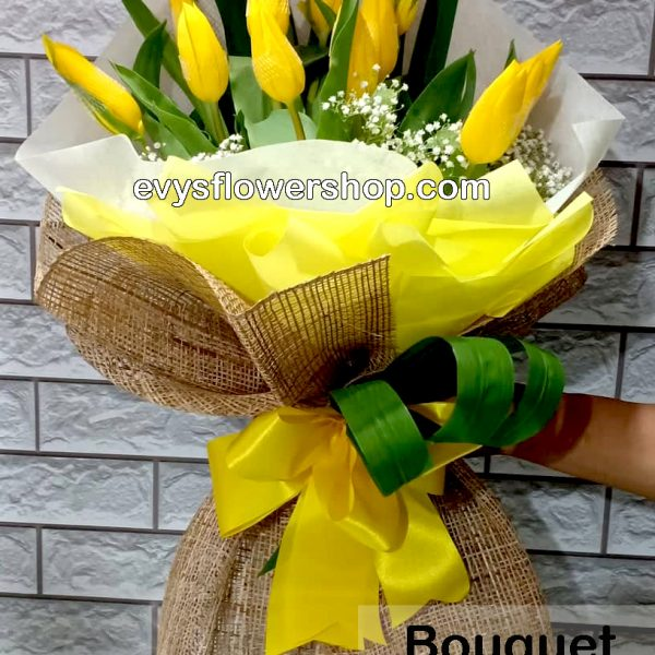 bouquet of tulips 16, bouquet of tulips, tulips, bouquet, flower delivery, flower delivery philippines
