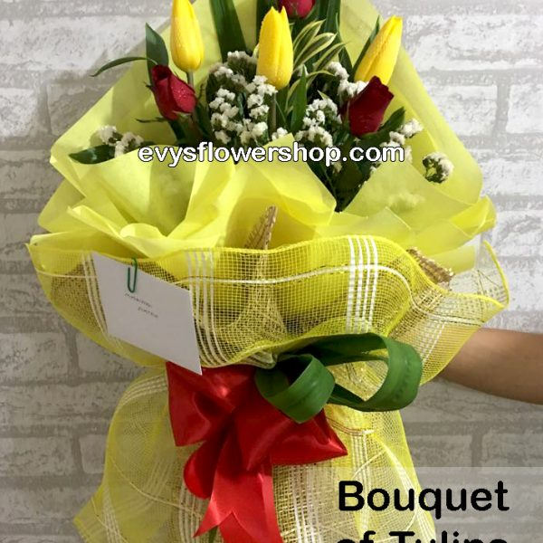bouquet of tulips 18, bouquet of tulips, tulips, bouquet, flower delivery, flower delivery philippines