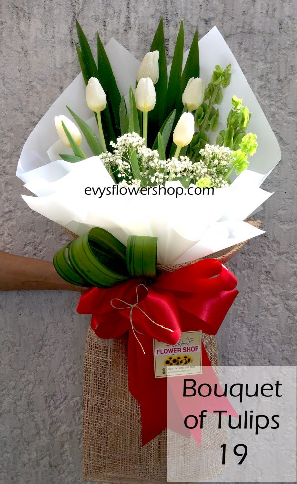 bouquet of tulips 19, bouquet of tulips, tulips, bouquet, flower delivery, flower delivery philippines
