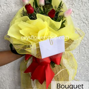 bouquet of tulips 20, bouquet of tulips, tulips, bouquet, flower delivery, flower delivery philippines