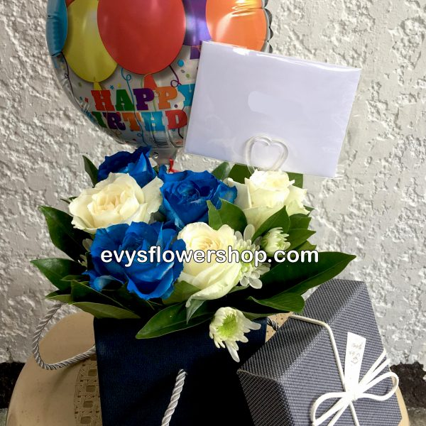 box 10, box of flowers, gift box, flower delivery, flower delivery philippines