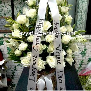 sympathy flower 154-flower delivery-funeral flowers-funeral flowers delivery-sympathy flowers-sympathy flowers delivery-funeral flowers delivery philippines-cheap funeral flowers delivery